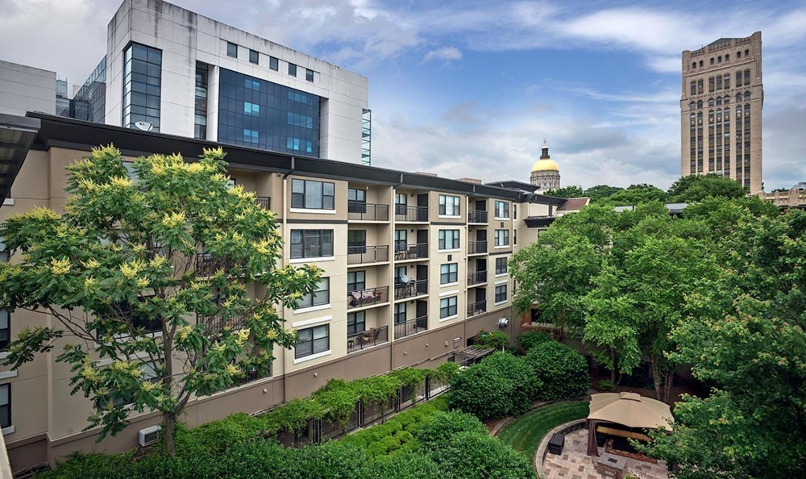 JMG Realty Inc. Selected to Manage City Plaza for the City of Atlanta