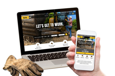 Carter Machinery Launches New Website - Forty Oxx Coffeeboxx Coffeemakers To Be Given Away