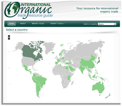 Organic Trade Association Launches Organic Trade Resource Guide Website.  (PRNewsFoto/Organic Trade Association)