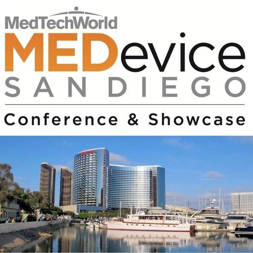 MEDevice San Diego Conference and Technology Showcase at San Diego Marriott Marquis & Marina (PRNewsFoto/UBM ...