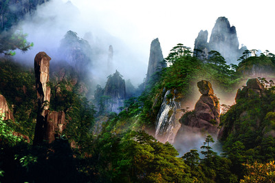 Beautiful Spot In Nature Taoism