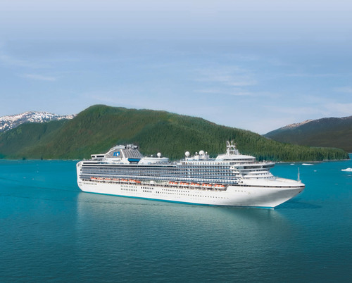Another Carnival Corporation brand, Princess Cruises, will homeport out of Shanghai starting May 2014, with Sapphire Princess, providing another unique cruising experience for Chinese travelers. (PRNewsFoto/Carnival Corporation)