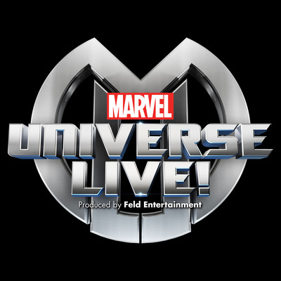 Feld Entertainment and Marvel Entertainment Unveil Exclusive New Details on Marvel Universe Live! - the Ultimate Marvel Arena Spectacular - at New York Comic-Con.  (PRNewsFoto/Feld Entertainment)