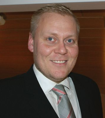Photo shows Jón Thor Klemensson, courtesy of Icelandic Group