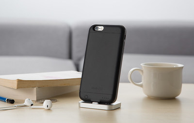 Shell2D Announces the Launch of Their Smartphone Case for iPhone 6/6S Using Slim Power Technology for an Ultra-Thin Protective Case and Backup Battery Combination.