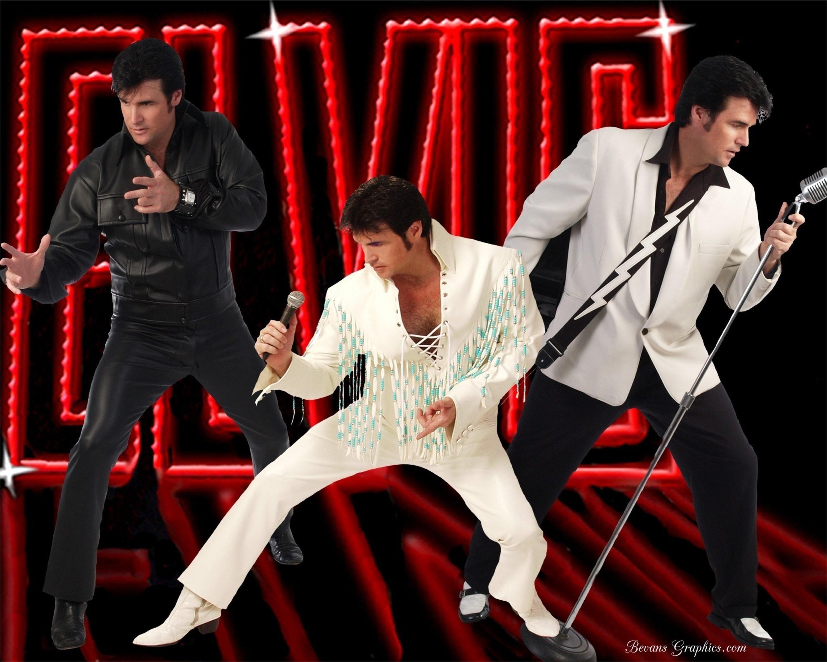 Chris MacDonald's Memories of Elvis in Concert