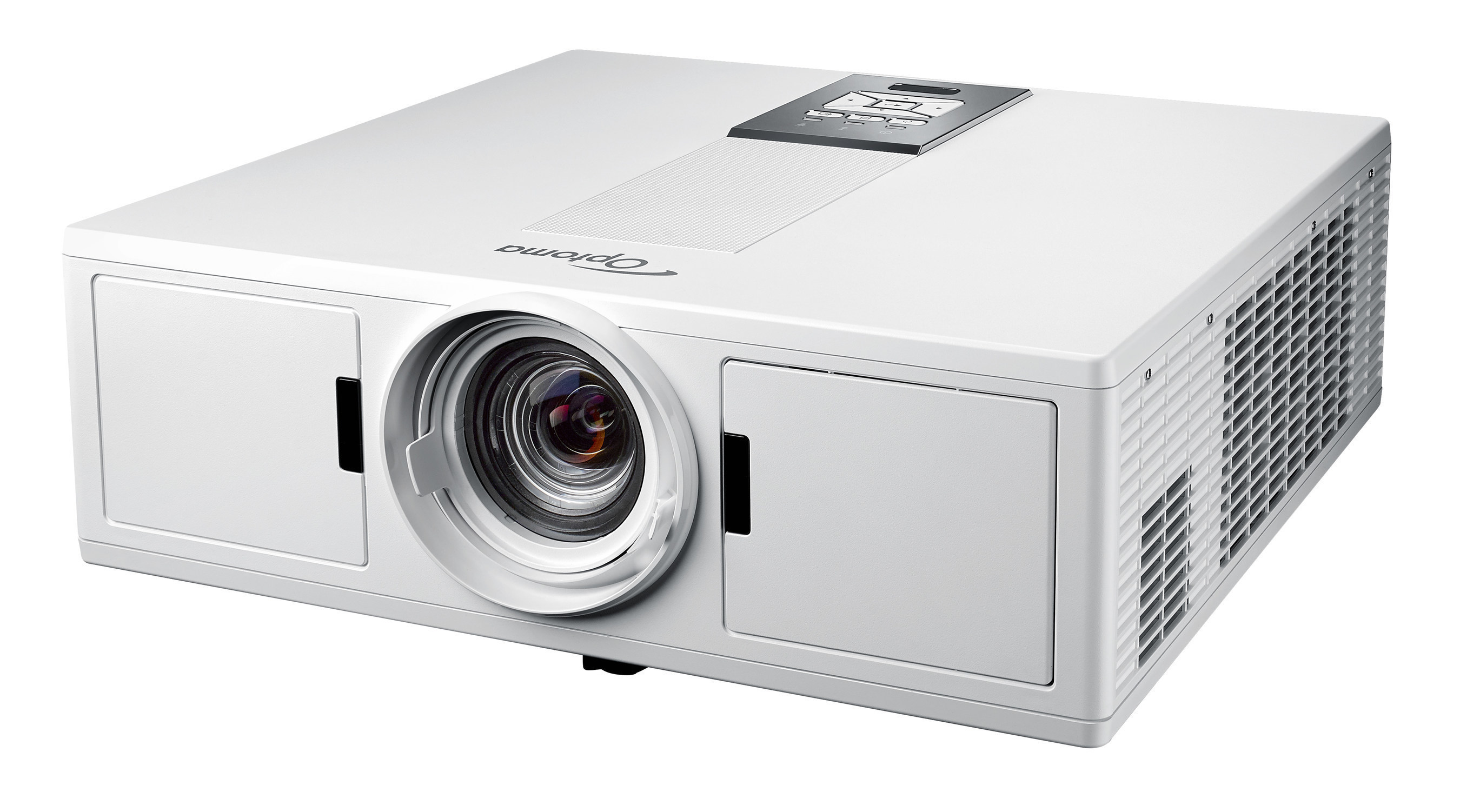 Optoma launches its ZU510T-W, the brightest fixed lens laser projector for ProAV applications.