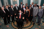 The Buoniconti Fund to Cure Paralysis' 2014 Great Sports Legends Dinner Honorees at the Waldorf Astoria in New York City.