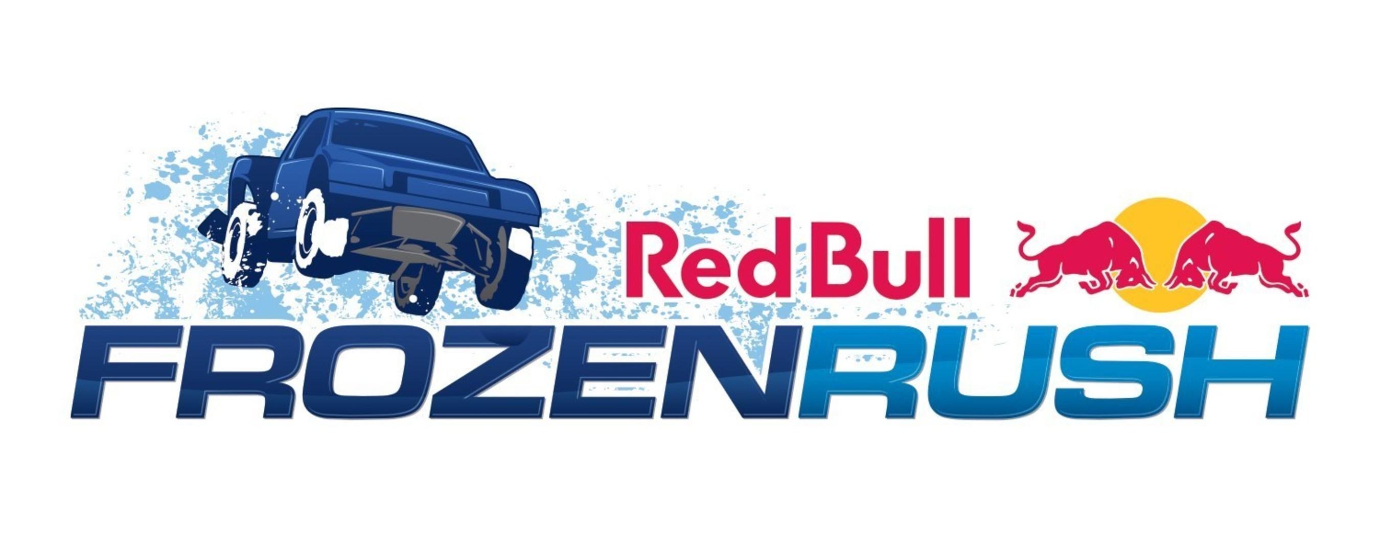 Red Bull Frozen Rush logo