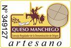 The Manchego Cheese logo