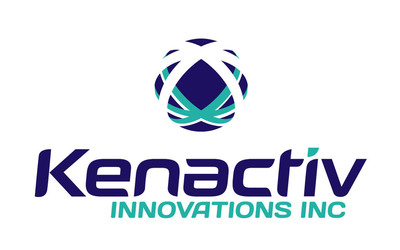 Kenactiv Innovations Inc. Logo.  (PRNewsFoto/Kenactiv Innovations, Inc.)