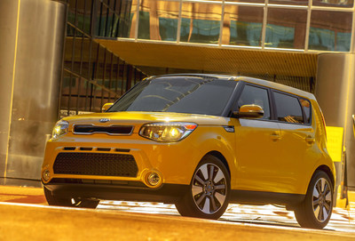 Kia Motors America announces record July sales (PRNewsFoto/Kia Motors America)