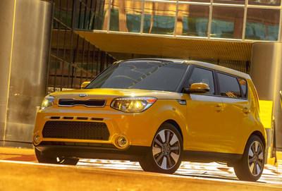 Kia Motors America announces record July sales (PRNewsFoto/Kia Motors America)