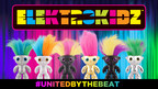 "Elektrokidz are the first ever music-inspired figures whose hair ""dance"" to the beat of the music you are listening to! Available at all Toys ""R"" Us stores. MSRP $14.99 ea. By WowWee"