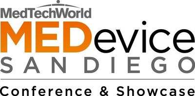 MEDevice San Diego Conference & Showcase logo