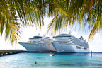 Crystal Symphony and Crystal Serenity