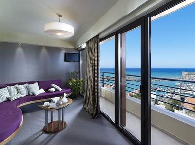 Executive Suite, Lato Boutique Hotel.  (PRNewsFoto/Lato Boutique Hotel)