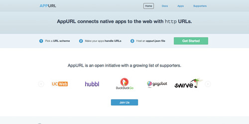 Global Consortium of Mobile Thought Leaders Support AppURL Initiative. (PRNewsFoto/Quixey) (PRNewsFoto/QUIXEY)
