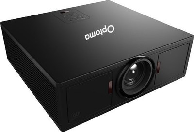 The Optoma ZU510T projector will be one of the few WUXGA laser phosphor DLP projectors in the 4,000 to 6,000 lumen, mid-range category.