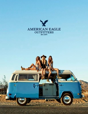"American Eagle Outfitters and Intimates Line Aerie Launch ""Ultimate Road Trip"""