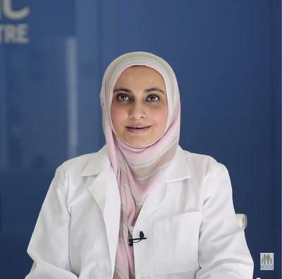 Dr Reshma (PRNewsFoto/Mosaic Medical Centre) (PRNewsFoto/Mosaic Medical Centre)