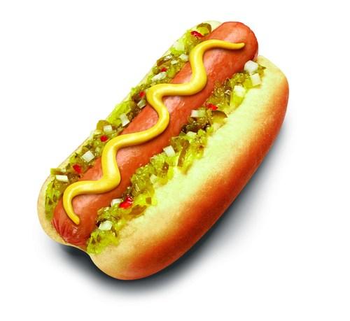 Eleven   Lb Big Bite Hot Dog