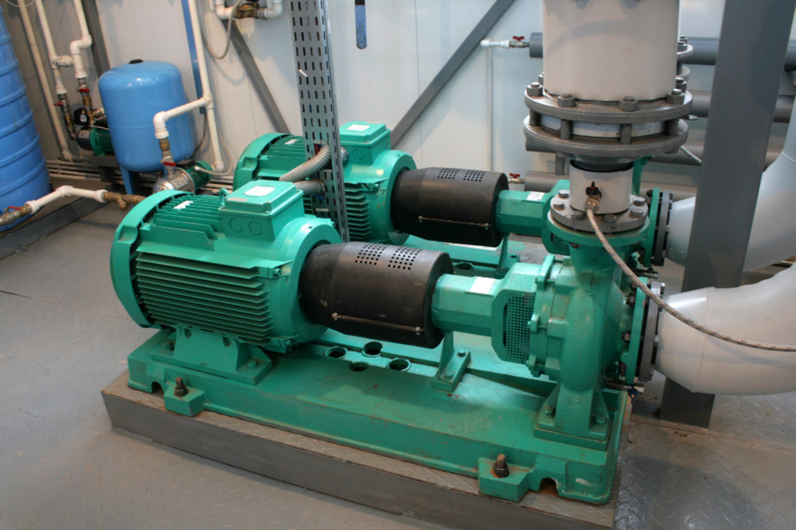 Pumps Manufacturers Overcome Unstable Global Conditions by Adapting to Technology