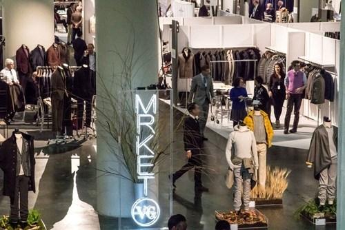 MRket: a global fashion trade show for discerning menswear brands (PRNewsFoto/UBM)