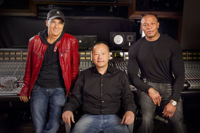 HTC AND BEATS BY DR. DRE SET TO INTRODUCE NEW ERA IN MOBILE AUDIO (Christopher Polk, Getty Images).  (PRNewsFoto/HTC Corp., Christopher Polk)
