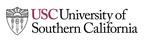 University of Southern California logo.  (PRNewsFoto/University of Southern California)