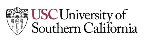 University of Southern California logo.  (PRNewsFoto/University of Southern California)