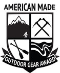 The American Made Outdoor Gear Award annually celebrates the stories of companies with a commitment to American manufacturing and sourcing in the outdoor market.