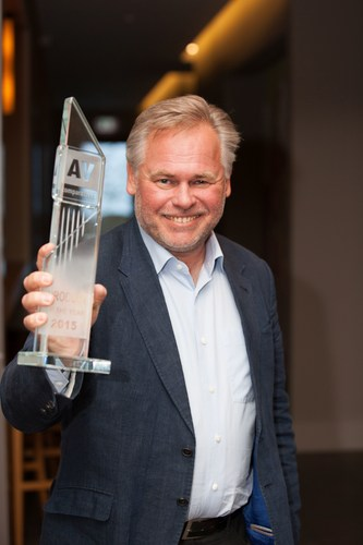 Eugene Kaspersky, (c) Ulf Pieconka (PRNewsFoto/AV-Comparatives) (PRNewsFoto/AV-Comparatives)