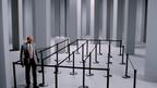 TD Bank Ad- Bank Human Again- Rope Lines. (PRNewsFoto/TD Bank)