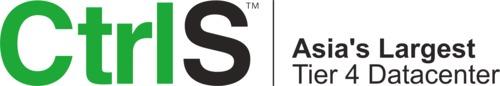CtrlS Logo (PRNewsFoto/CtrlS Datacenters Ltd.)