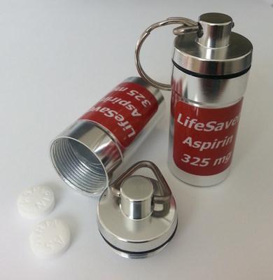 325mg Aspirin Pill Pods