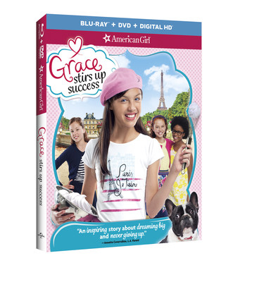 Universal Pictures Home Entertainment: An American Girl: Grace Stirs Up Success