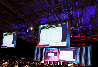 New PRG Alliance member Sound and Visual, based in Greece, provided production solutions for the European Heart Rhythm Association's conference.