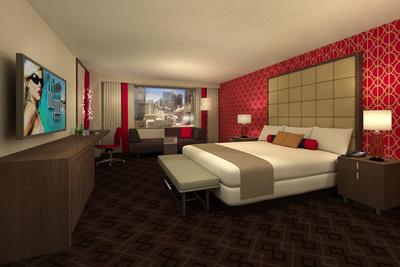 Suites at Bally's Las Vegas in Las Vegas - Suiteness