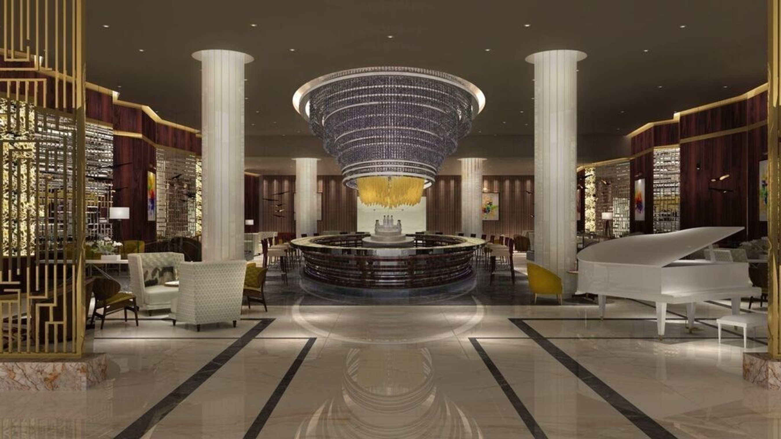 Moon Palace Golf & Spa Resort's Moon Grand is poised to become a luxury hotel within the sprawling, AAA Four Diamond resort.