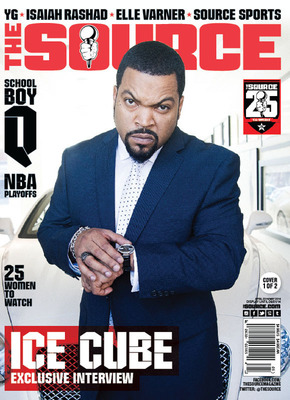 The Source Magazine #262