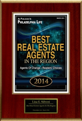 """Lisa E. Silveri Selected For """"Best Real Estate Agents In The Region"""" (PRNewsFoto/American Registry) (PRNewsFoto/American Registry)"""