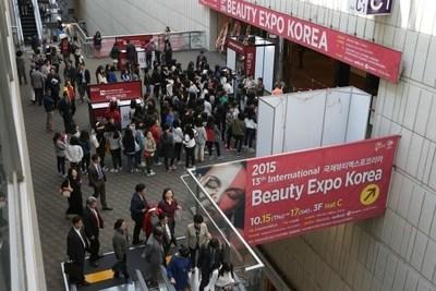 The International Beauty Expo Korea 2016 to Begin on Nov. 25