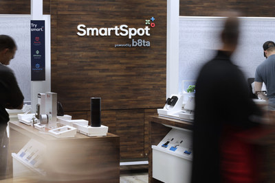Lowe's launches unique store-within-a-store concept to help customers explore connected devices to better manage their homes.