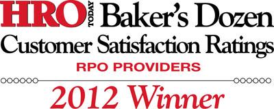 HRO Baker's Dozen.  (PRNewsFoto/WilsonHCG)
