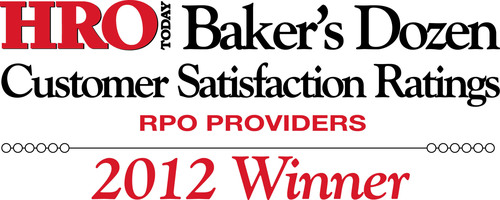 Wilson Human Capital Group Named to 2012 Baker's Dozen of Top RPO Providers