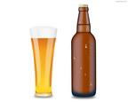 Beer Gone Bad: How Certain Bottle Colors Lead to Skunked Beer.  (PRNewsFoto/Konica Minolta Sensing Americas, Inc.)