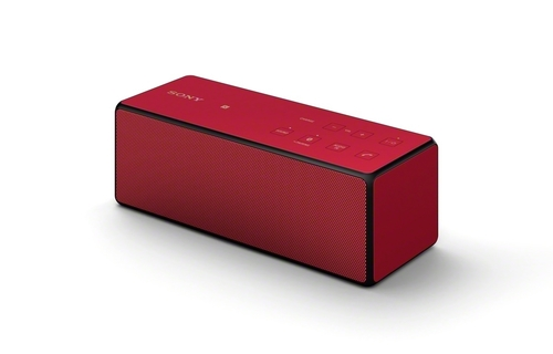 Sony launches new portable speakers (PRNewsFoto/Sony Electronics)