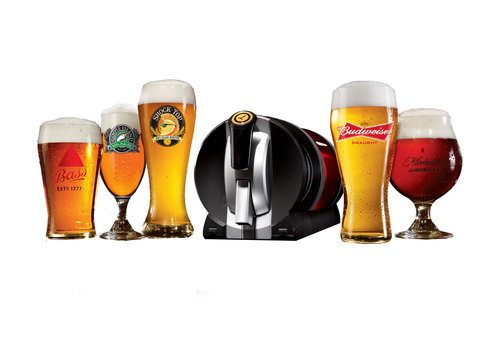 Draftmark Tap System Hits Store (and Fridge) Shelves in New Markets, Bringing A Fresh Draught Beer Experience ...