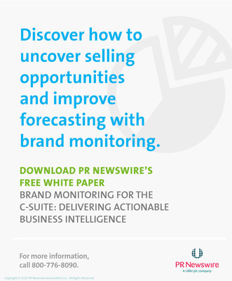 Download our white paper Brand Monitoring for the C-Suite: Delivering Actionable Business Intelligence